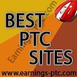 Best Paid To Click sites (PTC) - List