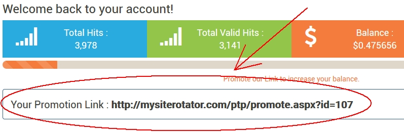 mysiterotator paid to promote
