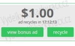Paidverts: Click on ads of 1+ dollar value